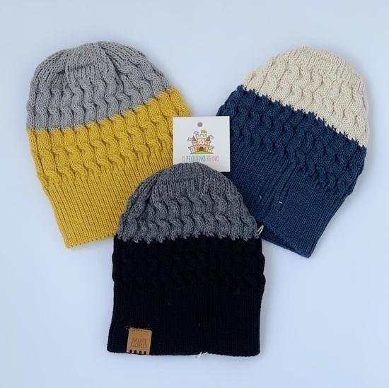 Gorro tricot
