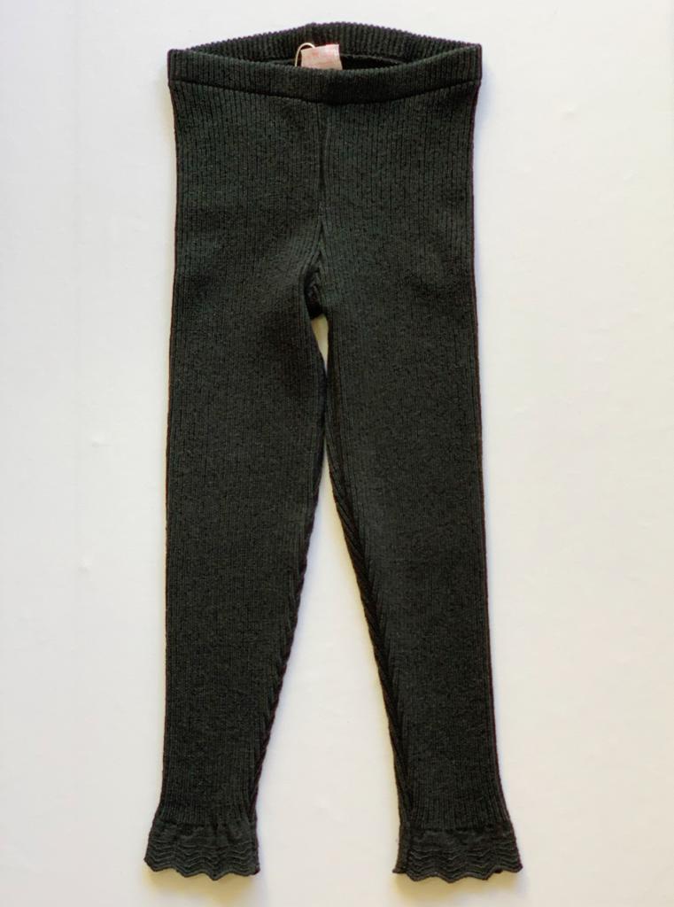 Legging Ana tricot preta