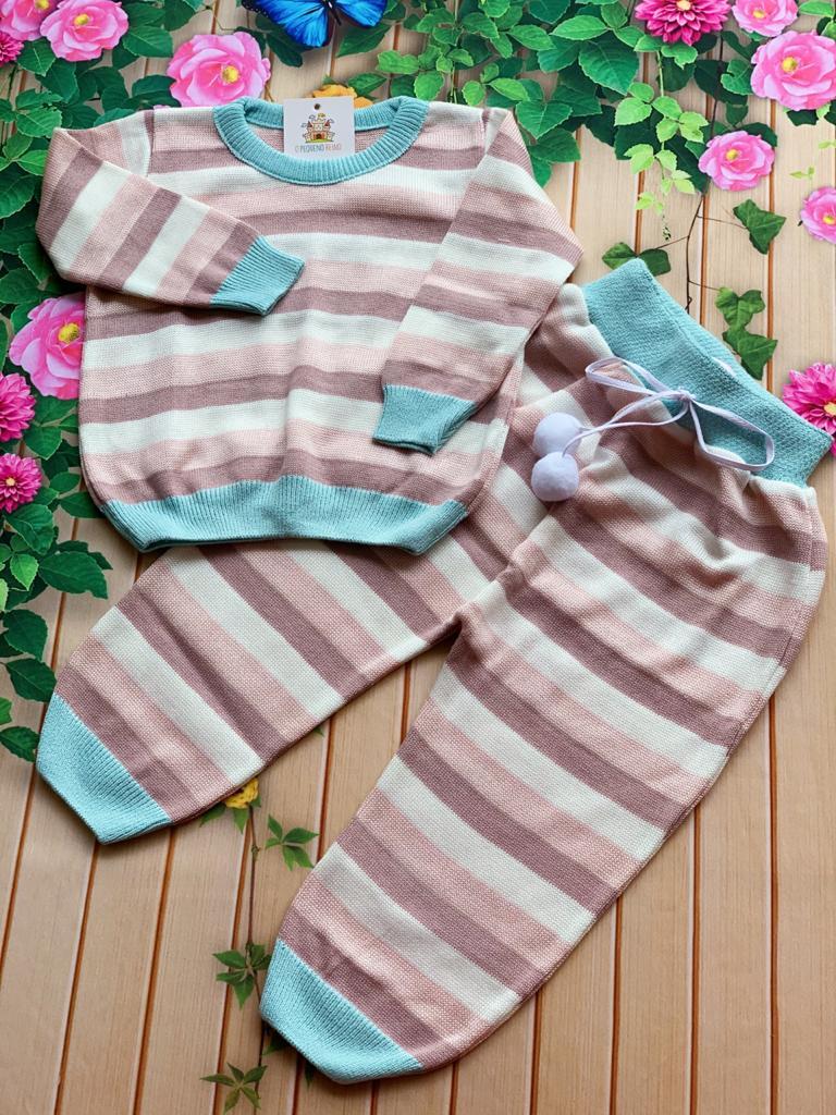 Pijama Tricozinho da VoVó