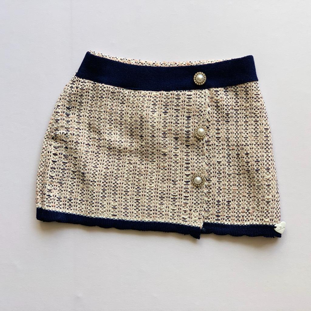 Saia Beatriz tricot