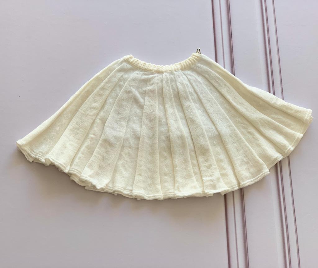 Saia Simone tricot off white
