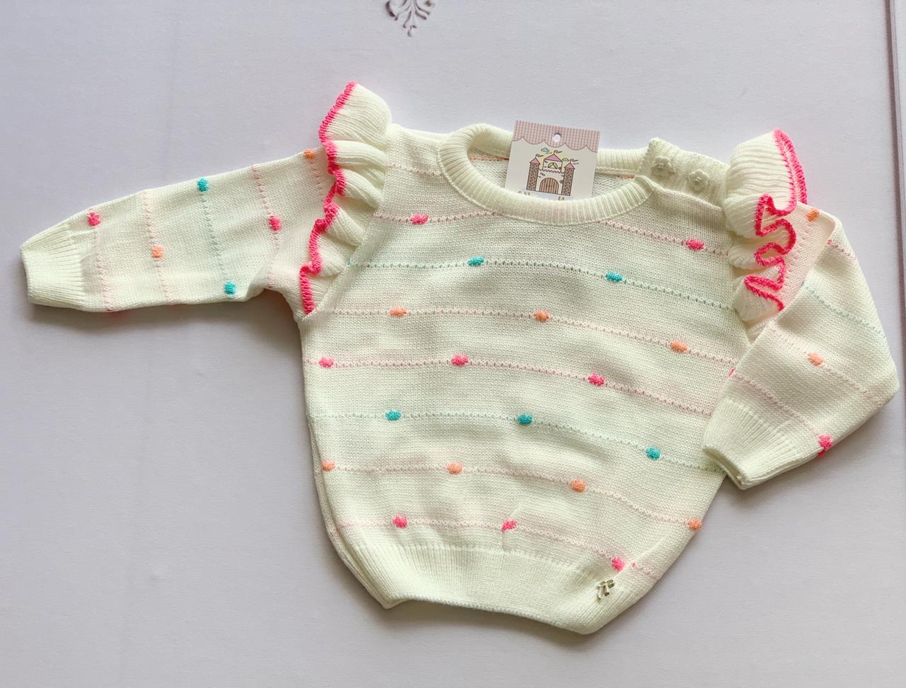 Sweater Marcela tricot Baby