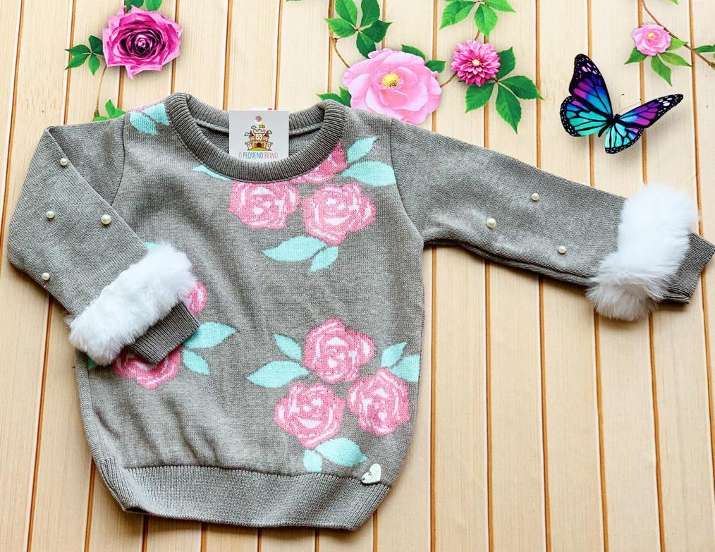 Sweater tricot Aria