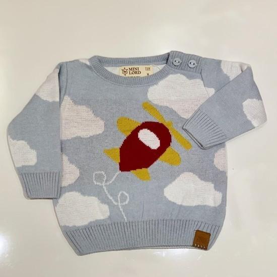 Sweater tricot Avião Baby