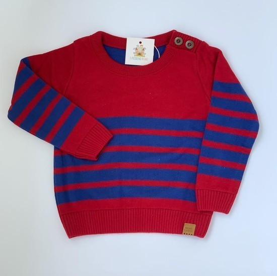 Sweater Tricot Infantil Paulo