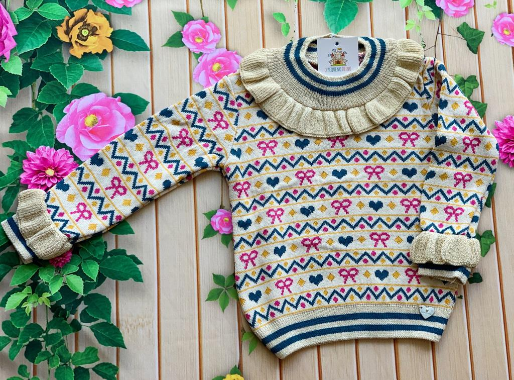 Sweater tricot Serenity