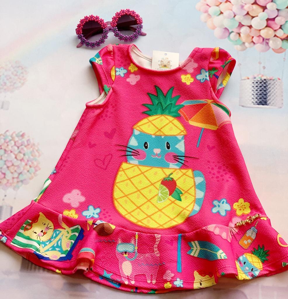 Vestido Abacaxi