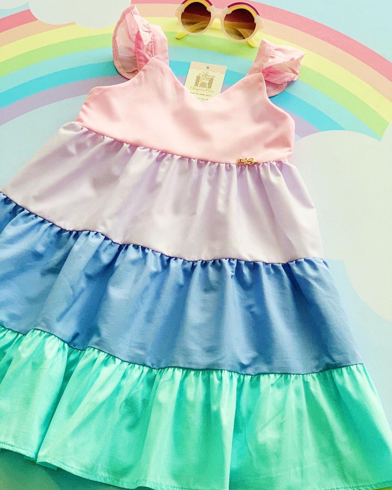 Vestido Color Candy Mon Sucré