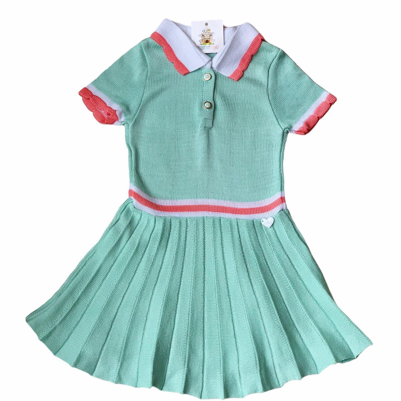 Vestido Georgina verde