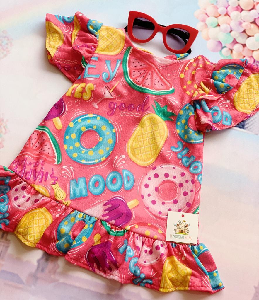 Vestido Happy Summer