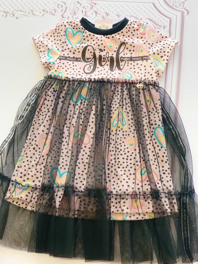 Vestido Magic Girl