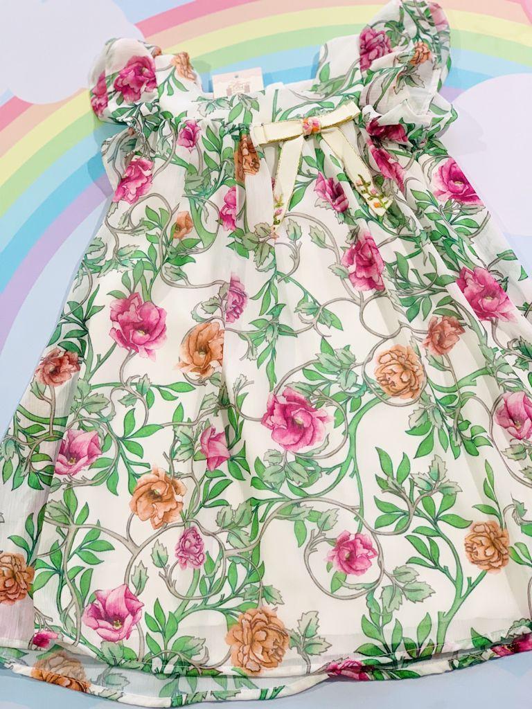 Vestido Summer Garden