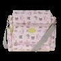 Baby bag classica circus rosa