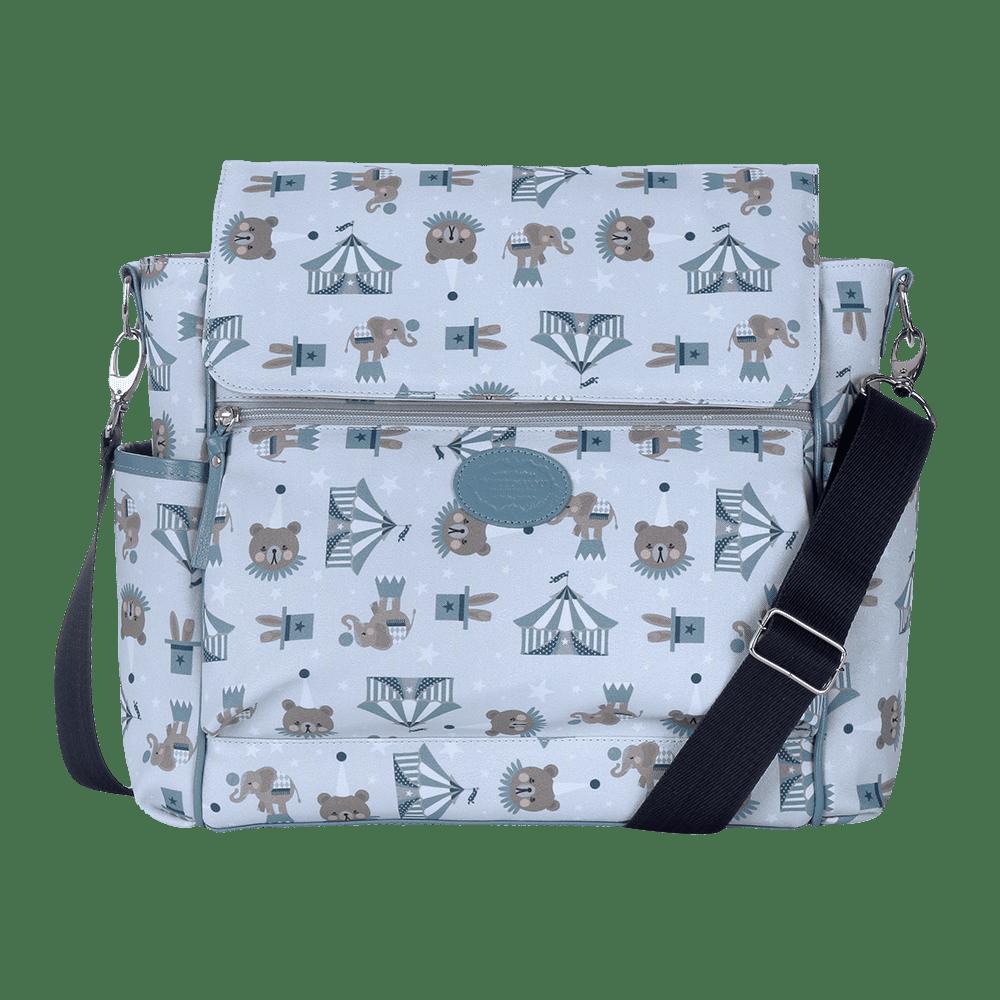 Baby Bag Clássica Circus Azul