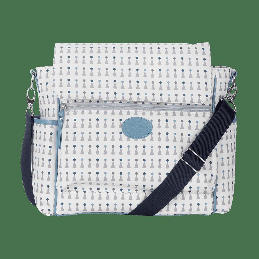 Baby bag classica hat azul