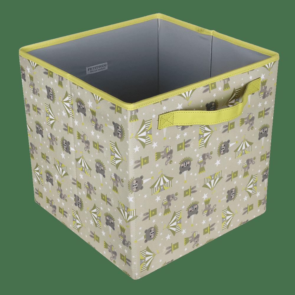Caixa Dobrável Circus Verde