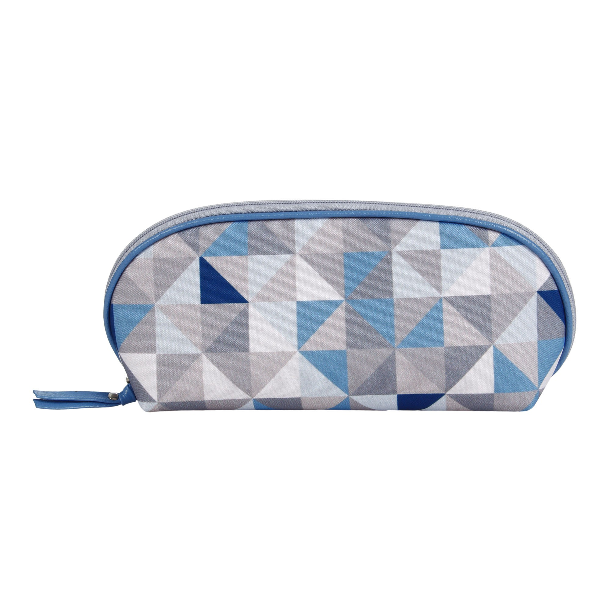 Necessaire Térmica Geometric Azul