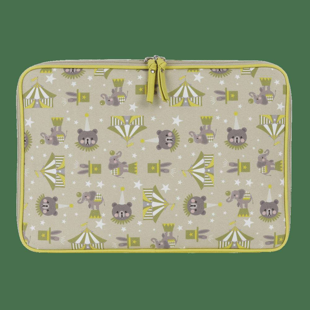 Pasta Notebook Circus Verde