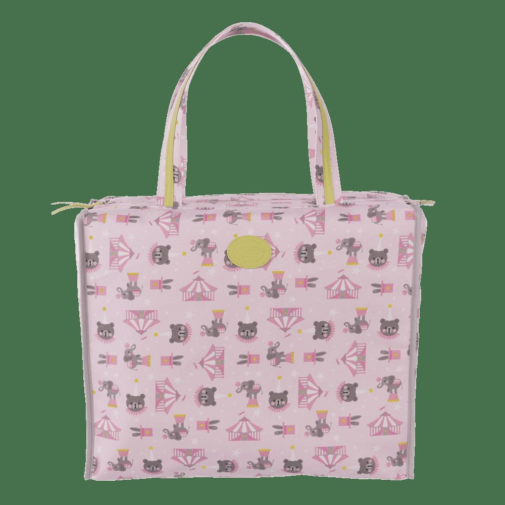 shopbag circus rosa