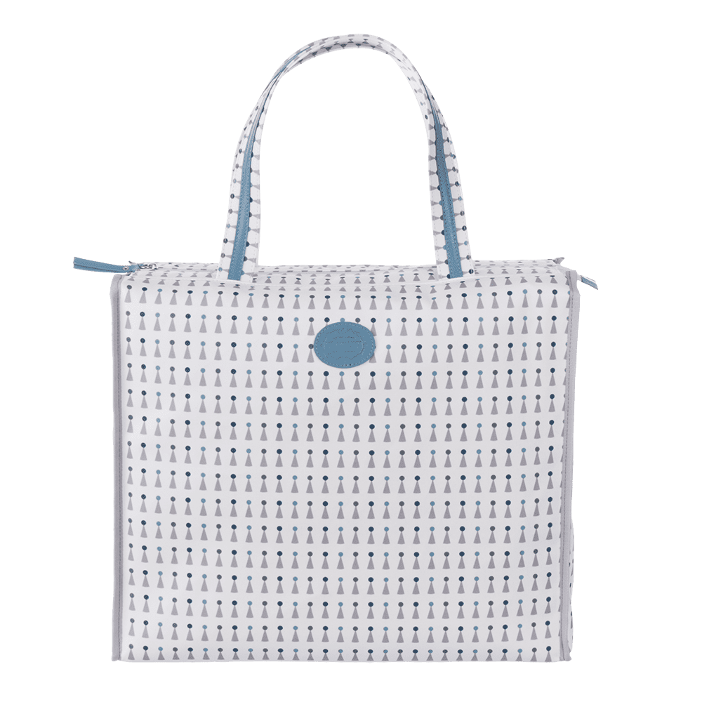 shopbag hat azul
