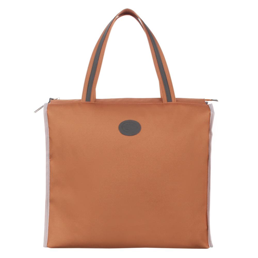 Shopbag Lisa Caramelo
