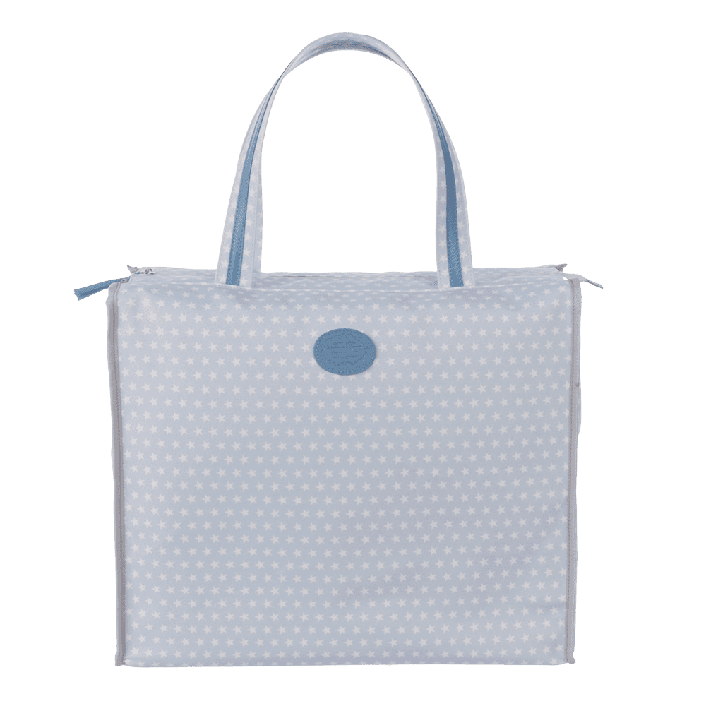 shopbag star azul