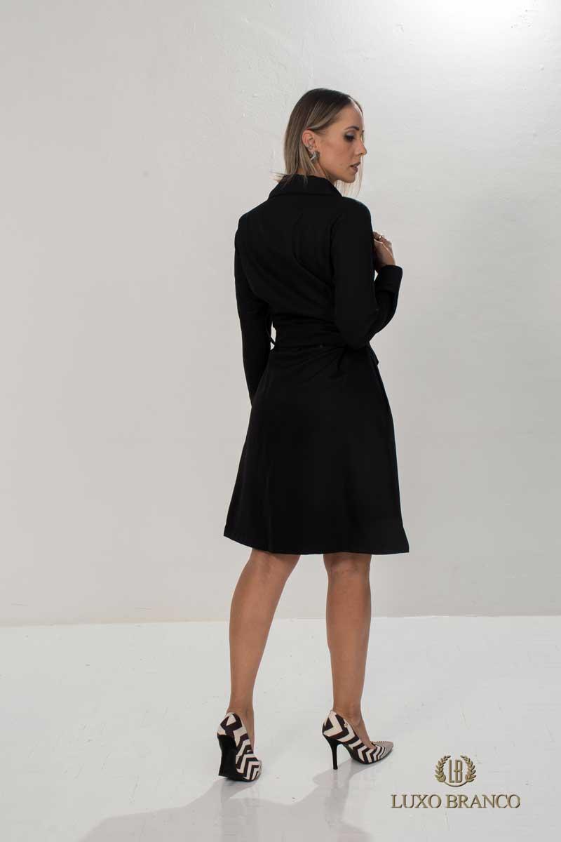 Jaleco Ônix  - Luxo Branco - Jalecos Personalizado Feminino