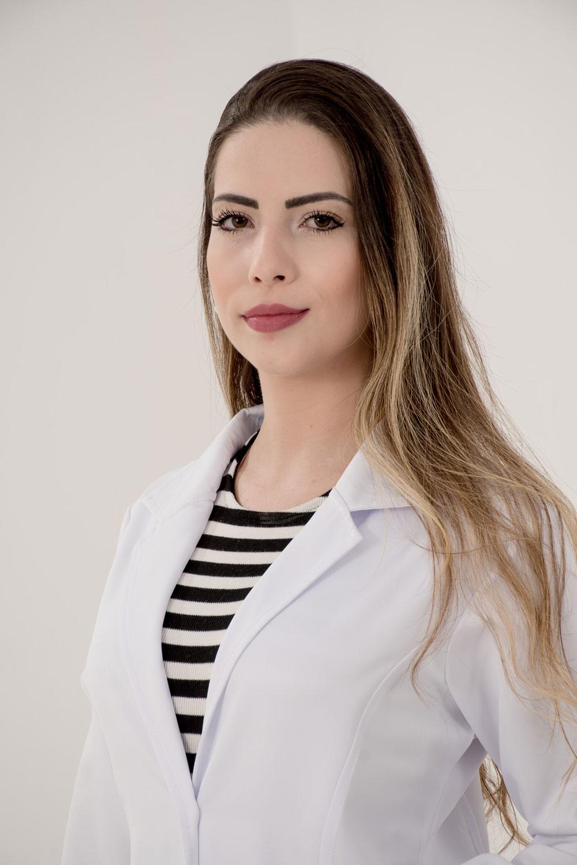 JALECOS JESSICA  - Luxo Branco - Jalecos Personalizado Feminino