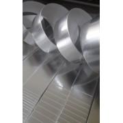 Papel Laminado Prata 250g - c/20 fls Tamanho - 21,0 x 29,7