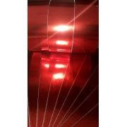 Papel Laminado Vermelho 250g - c/10 fls Tamanho - 21,0 x 29,7
