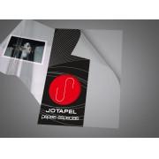 Transparencia Ink Jet 100micra com tarja c/50fls
