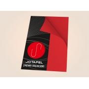 Verge Vermelho 120g - A4 c/50fls
