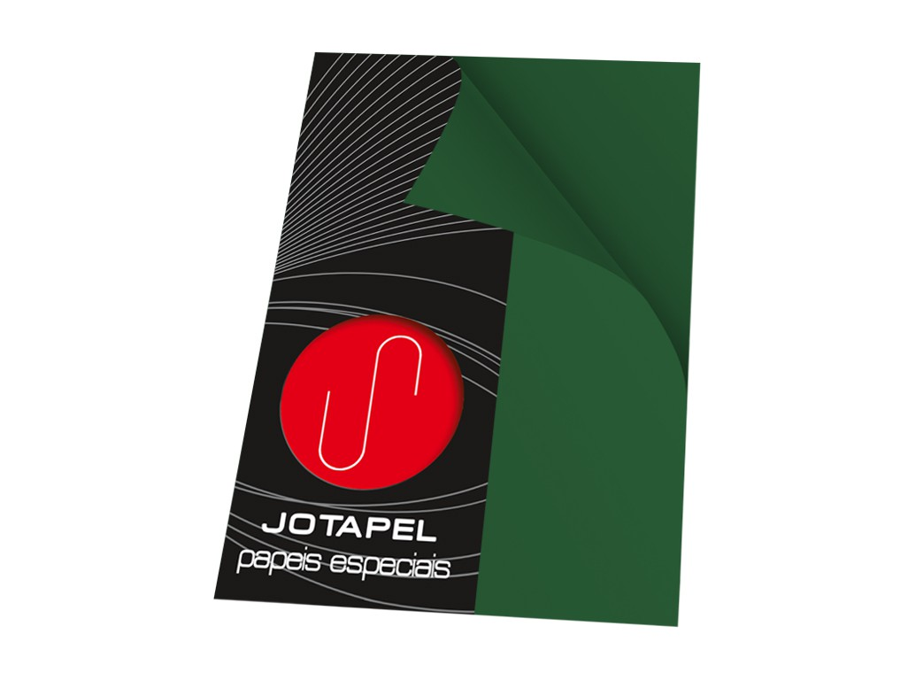 Color plus Brasil (verde escuro)120g - A4 c/10fls