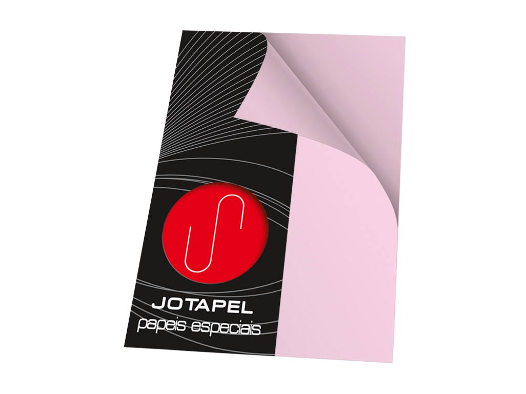 Color plus fidji (rosa claro)120g - A4 c/10fls