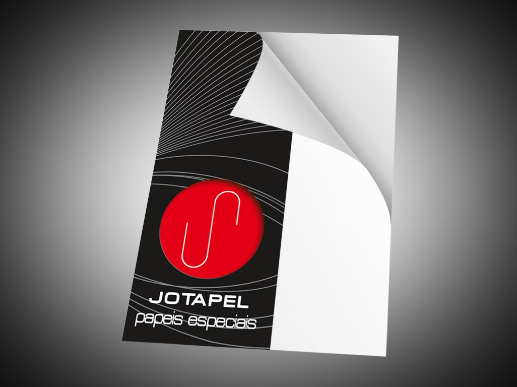 Glossy Paper Adesivado 135g c/10fls