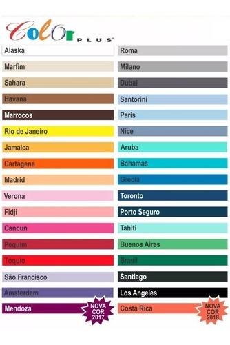 Kit Papel Color Plus A4 - 120g - Com 150 Folhas