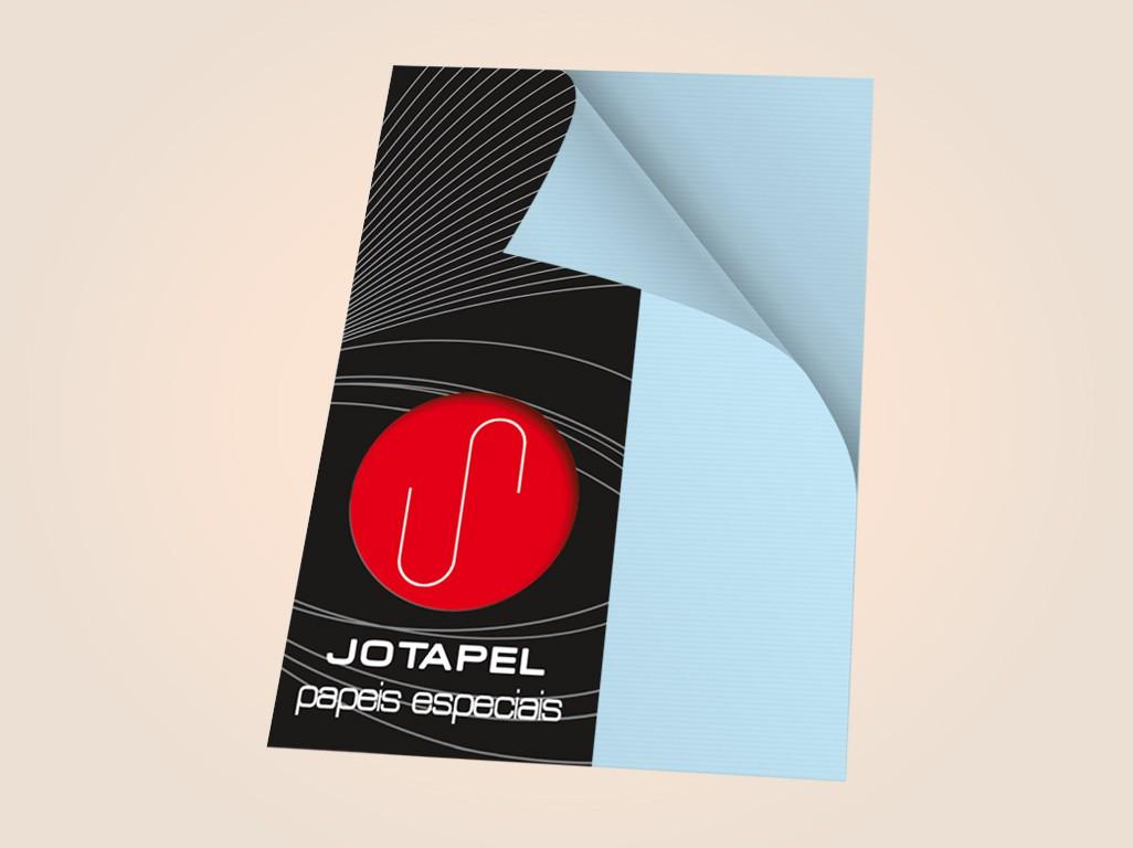 Telado Azul 180g - A4 c/25fls