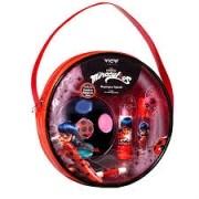 Bolsinha de Maquiagem Redonda Miraculos