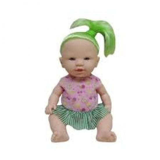 Boneca Cheirinho de Fruta Macã Verde