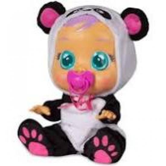 Boneca Cry Babies Pandy