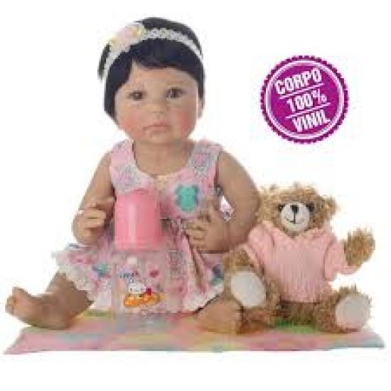 Boneca Laura Newborn Liz