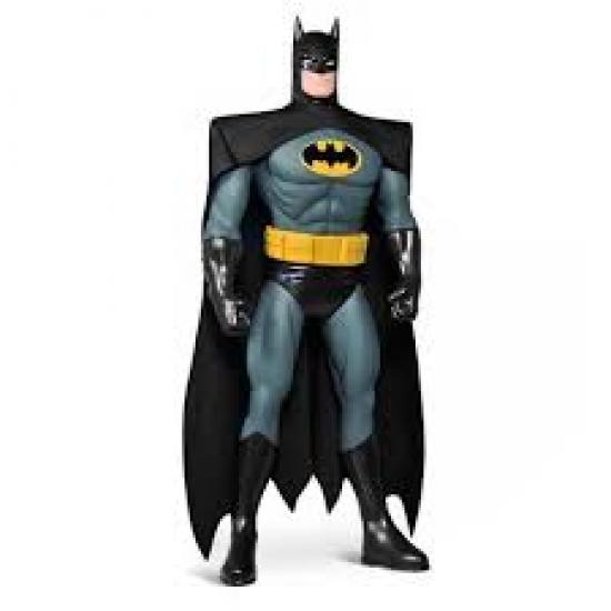 Boneco batman clássico 45 cm