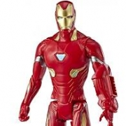 Boneco Iron Man Vingadores 4: Ultimato