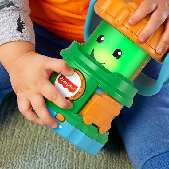 Brinquedo De Atividades - Lanterna Acampamento Divertido