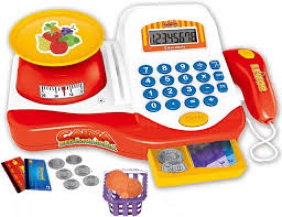 Caixa Registradora - Zoop Toys