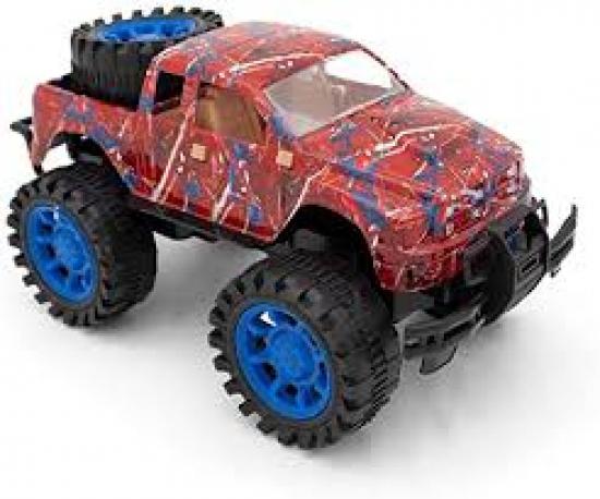 Carro Friccão Homem Aranha