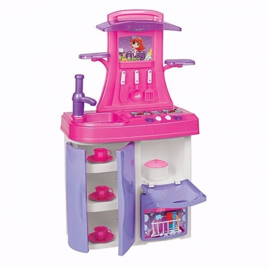 Cozinha Cup Cake Magic Toys