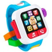 Fisher-Price Meu Primeiro Smartwatch Mattel -