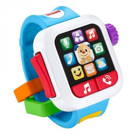 Fisher-Price Meu Primeiro Smartwatch Mattel