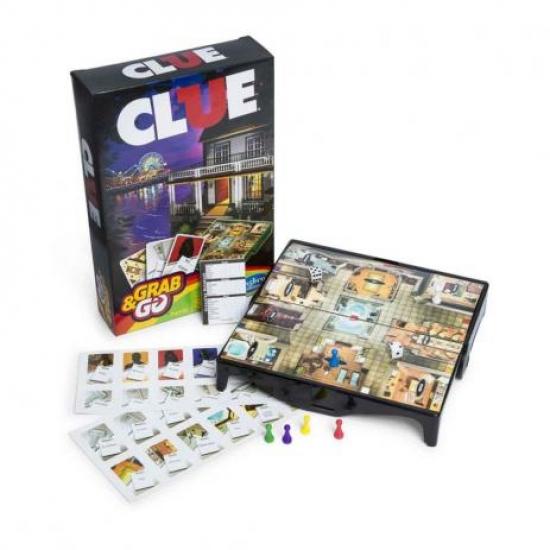 Jogo Clue Grab & Go